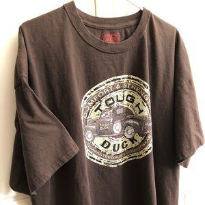 🌟 2/$20 NEW Men's Tough Duck t-shirt